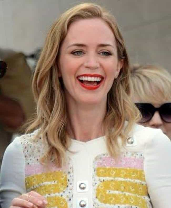 Read More About Emily Blunt is listed (or ranked) 3 on the list Emily Blunt Loves and Hookups