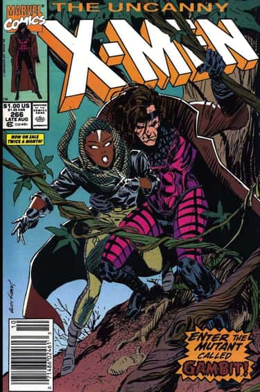 Out Of The Frying Pan, Into Th is listed (or ranked) 1 on the list The Best Gambit Storylines To Get To Know Remy LeBeau