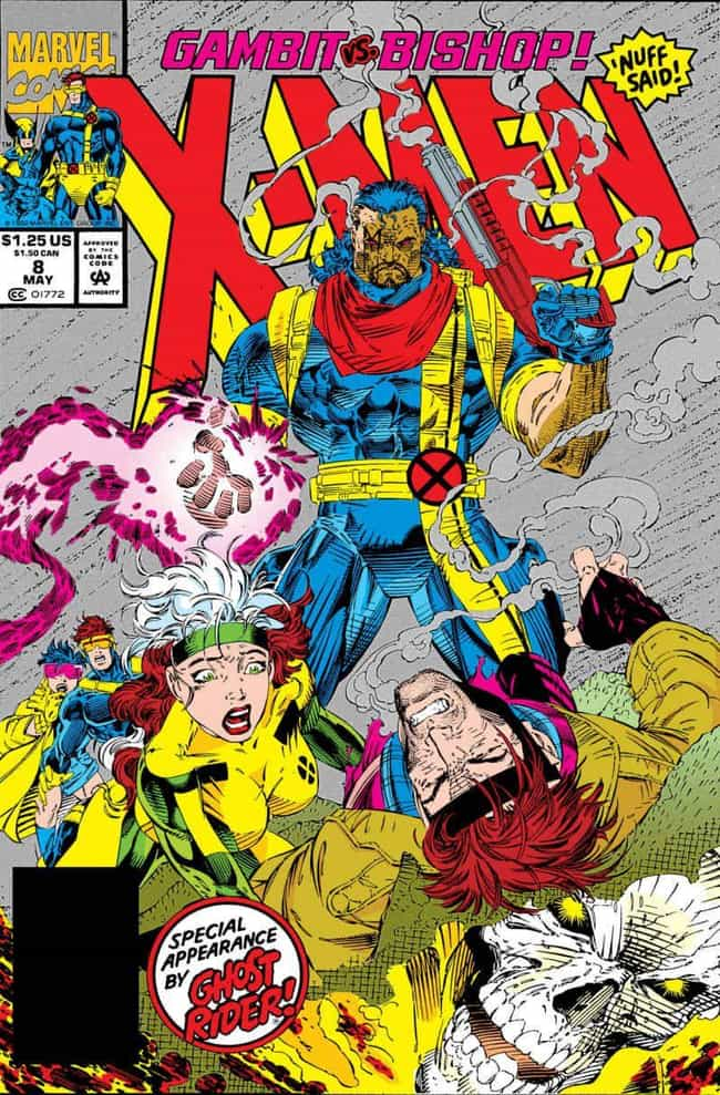 Brood Trouble In The Big... is listed (or ranked) 2 on the list The Best Gambit Storylines To Get To Know Remy LeBeau