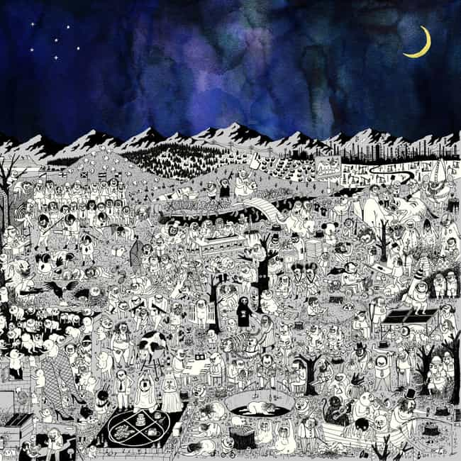 Pure Comedy is listed (or ranked) 3 on the list The Best Father John Misty Albums, Ranked