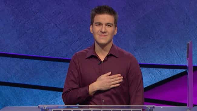 The End Of James Holzhauer's '... is listed (or ranked) 2 on the list Things That Were A Thing: June 2019 Edition