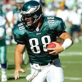 Mike Bartrum is listed (or ranked) 14 on the list The Best Philadelphia Eagles Tight Ends Of All Time