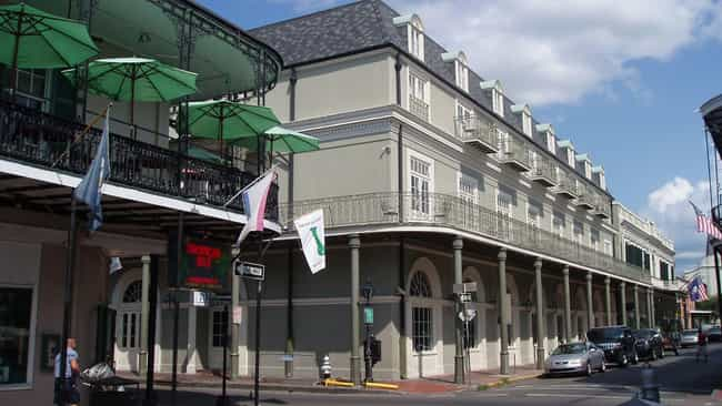 Yellow Fever Victims Frequent ... is listed (or ranked) 4 on the list Creepy Haunted Hotels In New Orleans