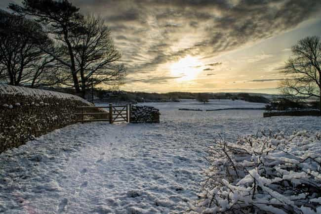 Extreme Weather Perfectly Prim... is listed (or ranked) 3 on the list The Strange Phenomenon Of 'The Devil's Footprints' That Stumped England In 1855