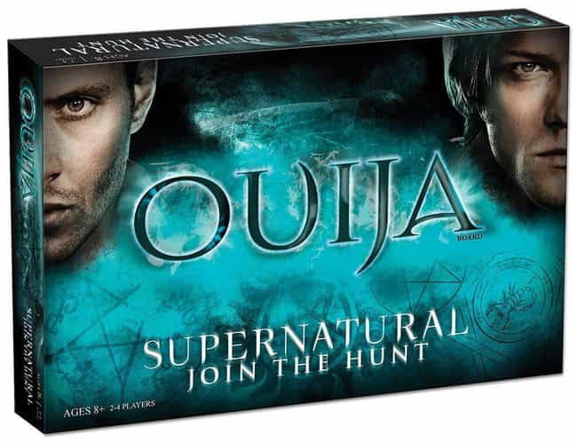 Supernatural Ouija Board is listed (or ranked) 2 on the list The Best 'Supernatural' Board Games For Your Next Game Night