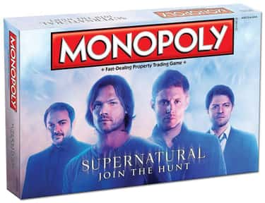Monopoly: Supernatural Collect is listed (or ranked) 1 on the list The Best 'Supernatural' Board Games For Your NextGame Night