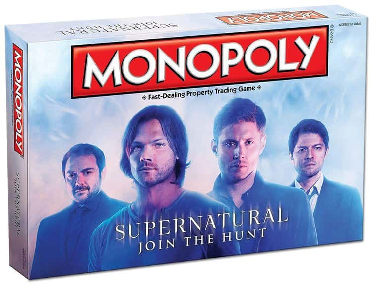 Monopoly: Supernatural Collector's Edition