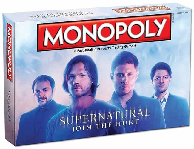 Monopoly: Supernatural Collect... is listed (or ranked) 1 on the list The Best 'Supernatural' Board Games For Your Next Game Night