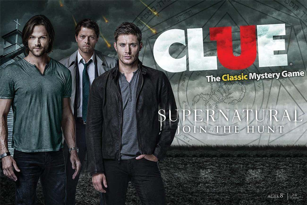 Supernatural Collector's Edition Clue