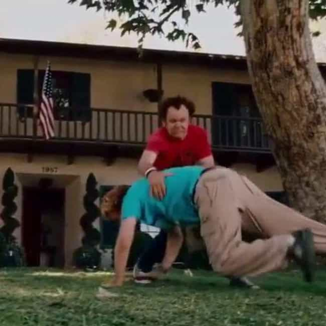 Tea Bagged is listed (or ranked) 4 on the list The Funniest Quotes From'Step Brothers'
