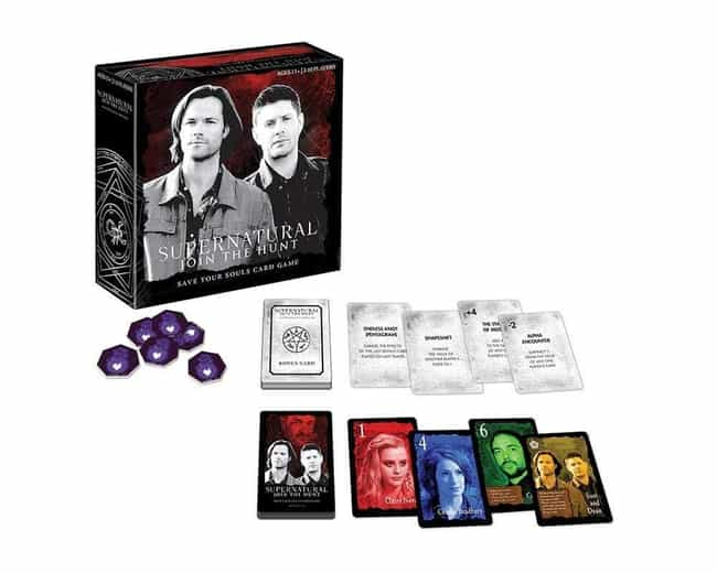 Supernatural: Save Your Souls is listed (or ranked) 4 on the list The Best 'Supernatural' Board Games For Your Next Game Night