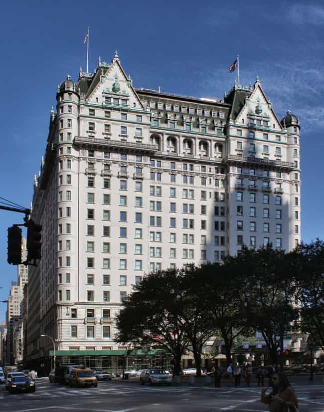A Hostile Ghost Haunts The Pla... is listed (or ranked) 4 on the list Creepy Haunted Hotels In New York City