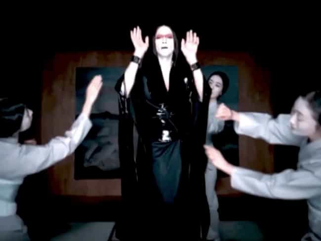 A Madonna Music Video Inspired... is listed (or ranked) 1 on the list The 14 Strangest References In The 'Silent Hill' Video Games
