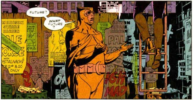 The Original Script Went Nowhe... is listed (or ranked) 3 on the list A Timeline Of The Many Attempts To Bring 'Watchmen' To The Screen