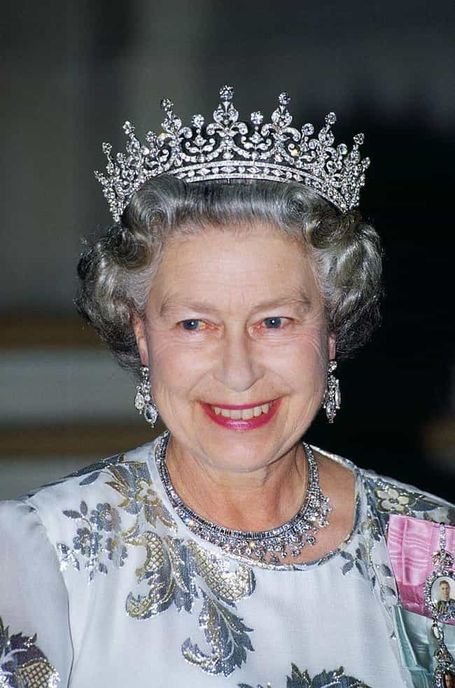 The Girls Of Great Brita... is listed (or ranked) 1 on the list The Most Beautiful Tiaras Belonging To The British Royal Family