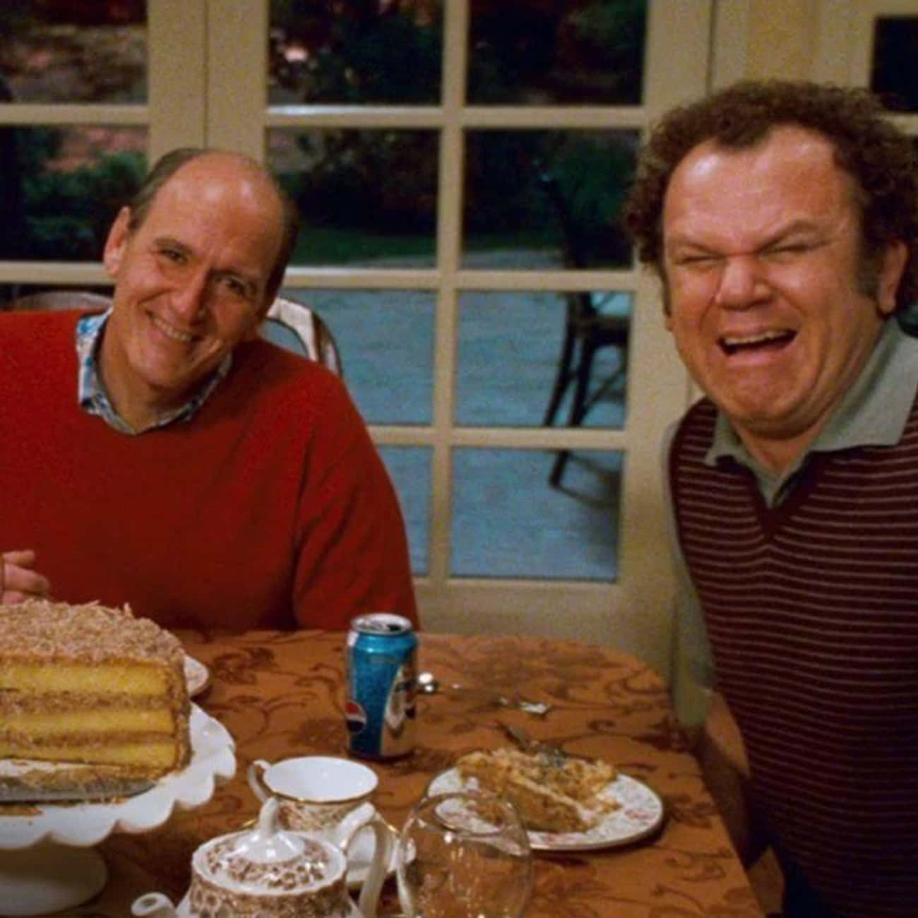 Dad, We're Men is listed (or ranked) 4 on the list The Funniest Quotes From'Step Brothers'