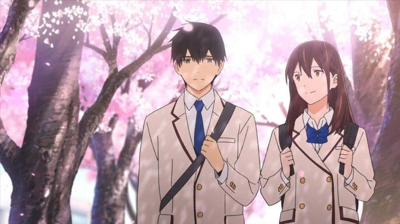 I Want To Eat Your Pancreas is listed (or ranked) 3 on the list The Best Anime Like 5 Centimeters Per Second