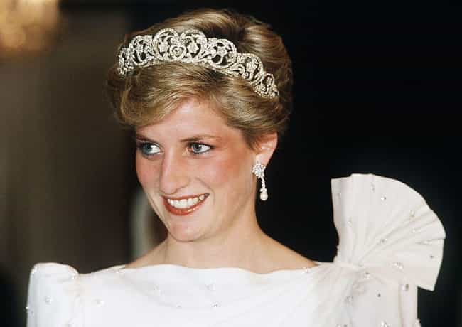The Spencer Family Tiara... is listed (or ranked) 4 on the list The Most Beautiful Tiaras Belonging To The British Royal Family