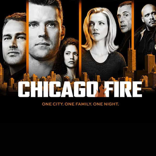 Chicago Fire - Season 7 ... is listed (or ranked) 3 on the list Ranking the Best Seasons of 'Chicago Fire'