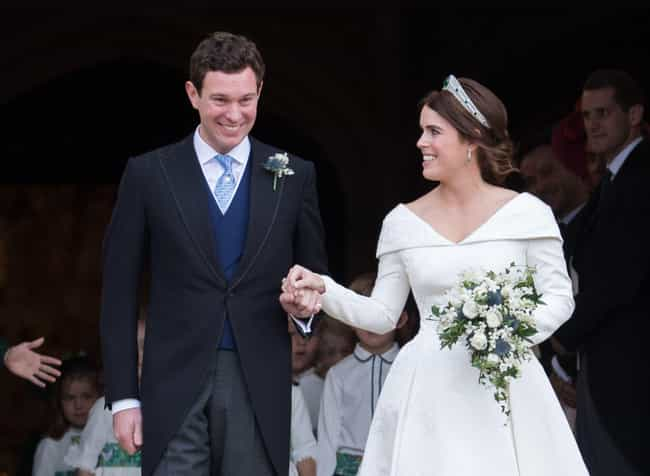 She Married A Guy She Met Whil... is listed (or ranked) 2 on the list She's A Royal, But Princess Eugenie Is Just Doing Her Own Thing