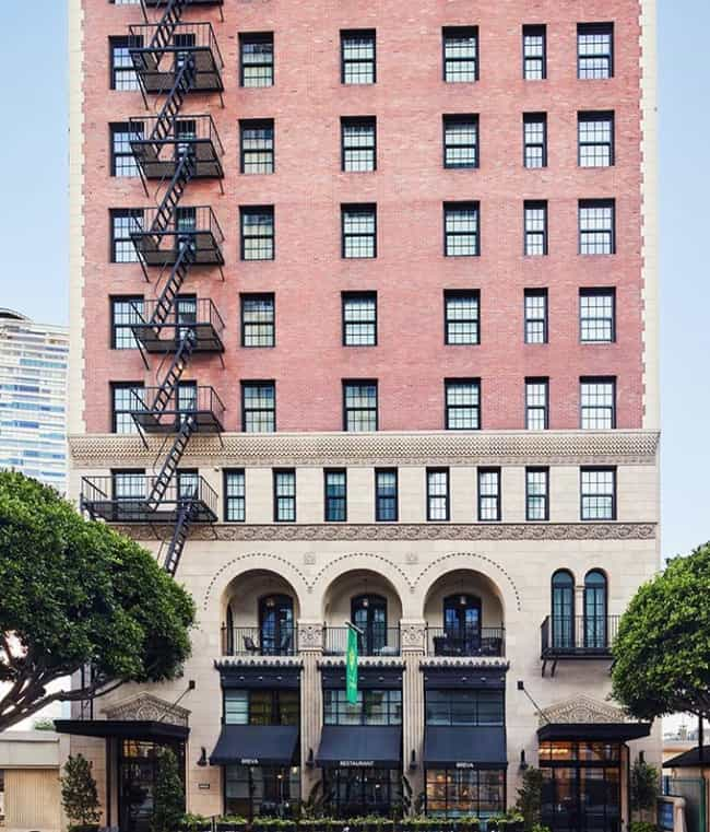 Two Horrific Acts From The Hot... is listed (or ranked) 4 on the list Creepy Haunted Hotels In Los Angeles