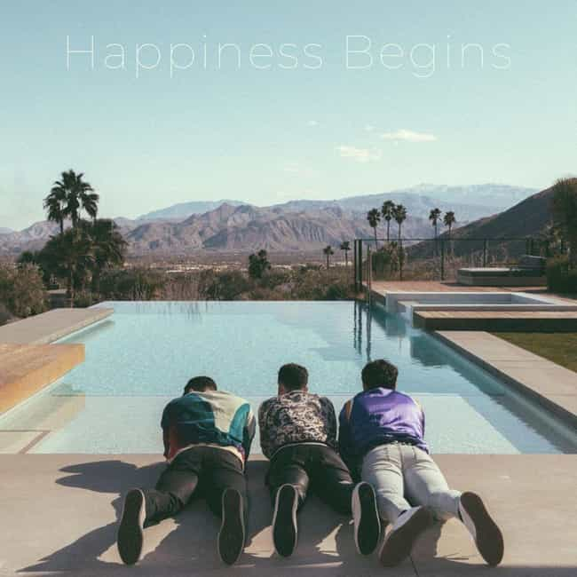 Happiness Begins is listed (or ranked) 3 on the list The Best Jonas Brothers Albums of All-Time