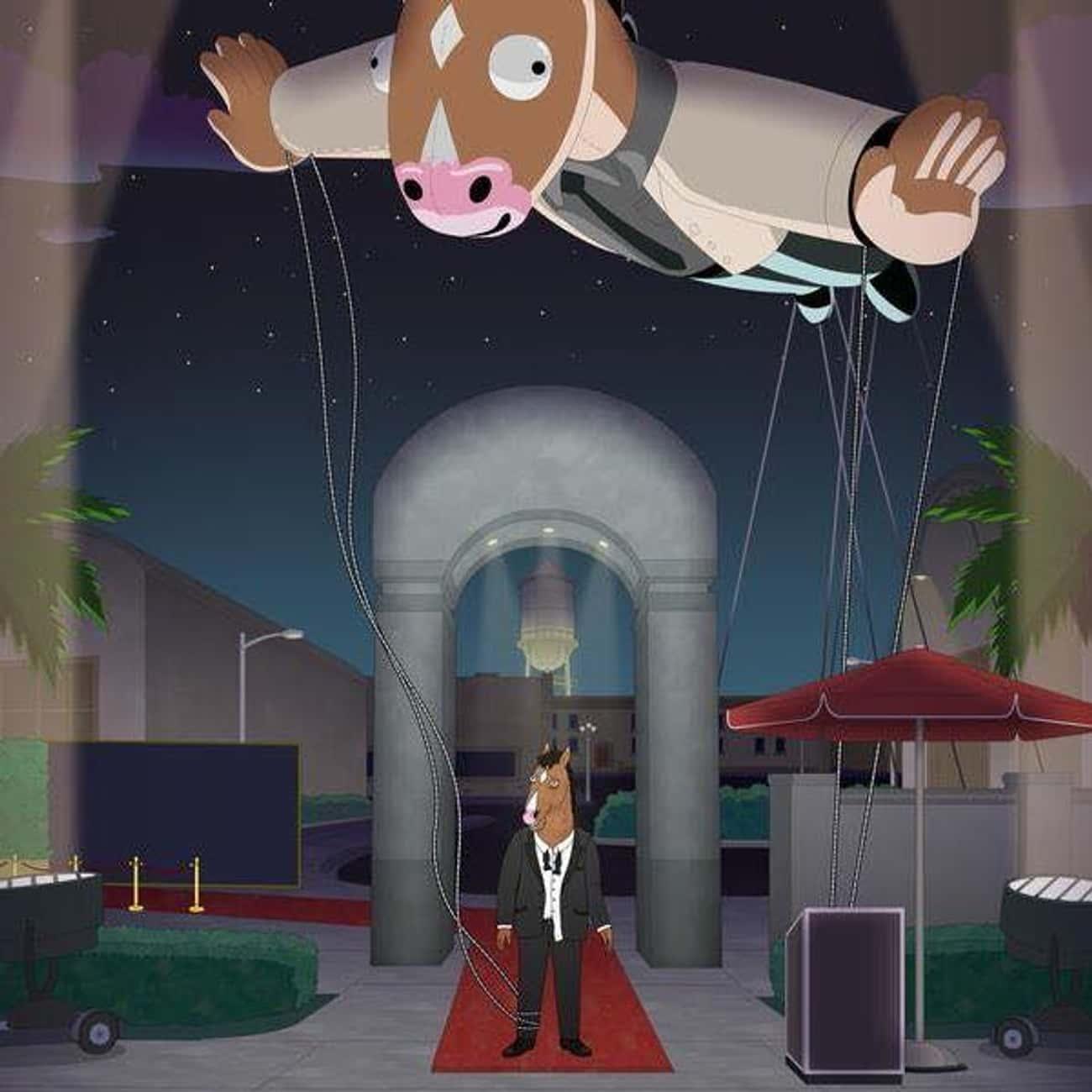 BoJack Horseman - Season 5 is listed (or ranked) 4 on the list Ranking the Best Seasons of 'BoJack Horseman'