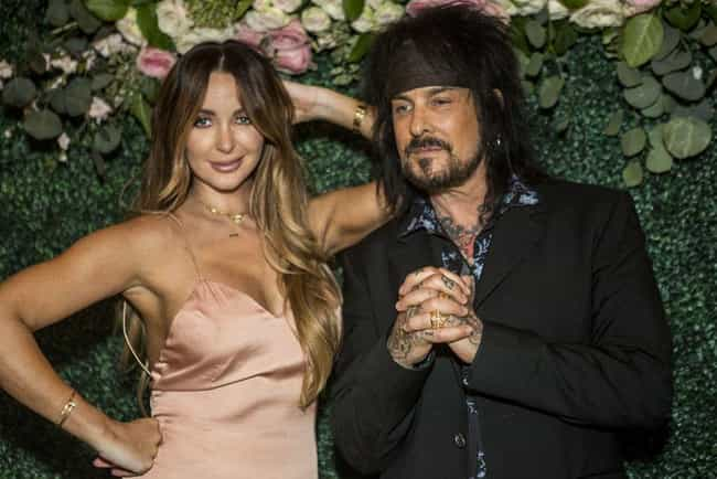 Courtney Sixx is listed (or ranked) 1 on the list Every Woman Nikki Sixx Has Dated