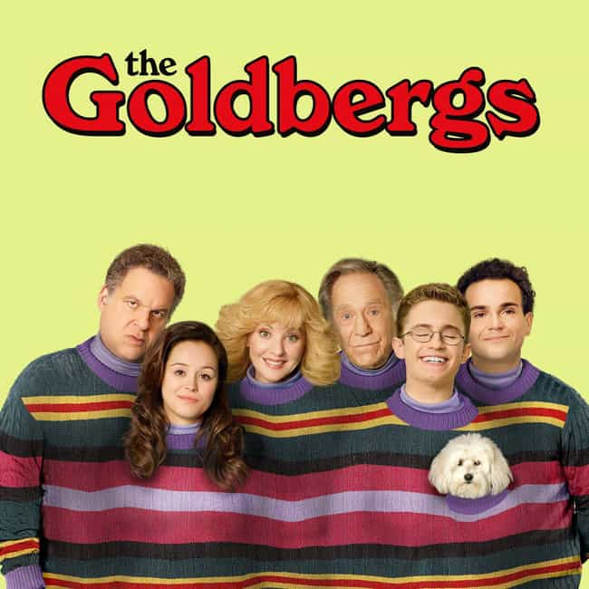 The Goldbergs - Season 6... is listed (or ranked) 4 on the list Ranking the Best Seasons of 'The Goldbergs'