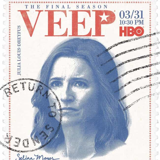 Veep Season - 7 is listed (or ranked) 2 on the list Ranking the Best Seasons of 'Veep'