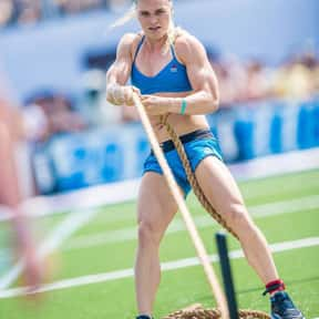 Katrin Davidsdottir is listed (or ranked) 13 on the list The Best Female Athletes of All Time