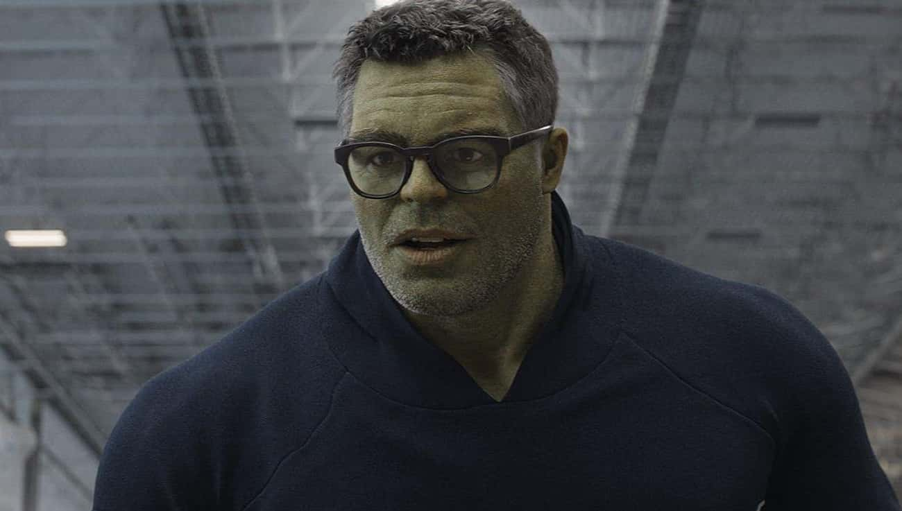 Hulk Holds The Entire Avengers is listed (or ranked) 3 on the list The Most Impressive Feats Of Strength In The MCU, Ranked