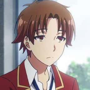 Kiyotaka Ayanokōji is listed (or ranked) 15 on the list The Smartest Anime Characters of All Time