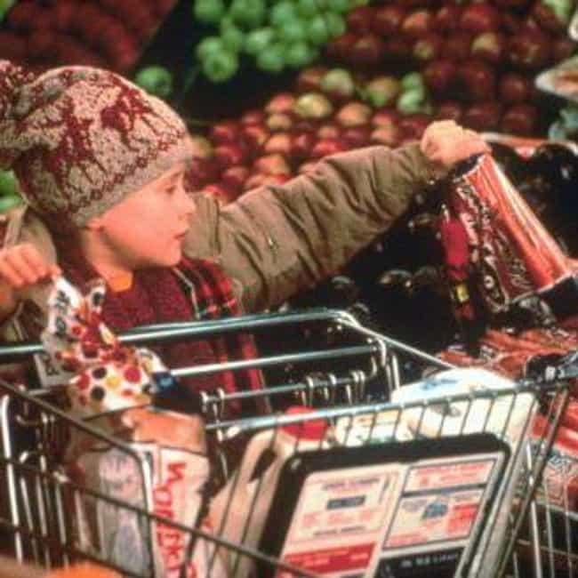 He's Going Shopping is listed (or ranked) 2 on the list The Best Quotes From 'Home Alone'
