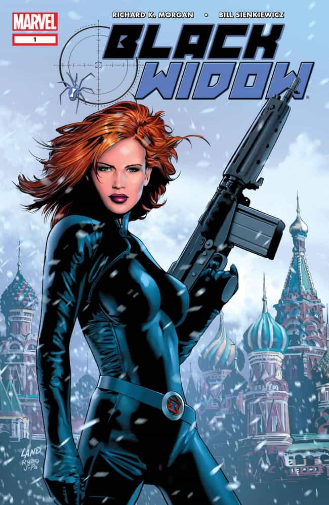 Homecoming is listed (or ranked) 3 on the list The Best Black Widow Storylines in Comics
