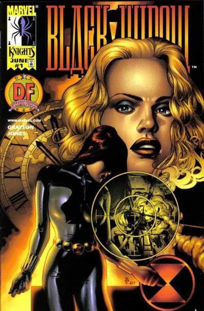 The Itsy-Bitsy Spider is listed (or ranked) 4 on the list The Best Storylines That Feature?Black Widow
