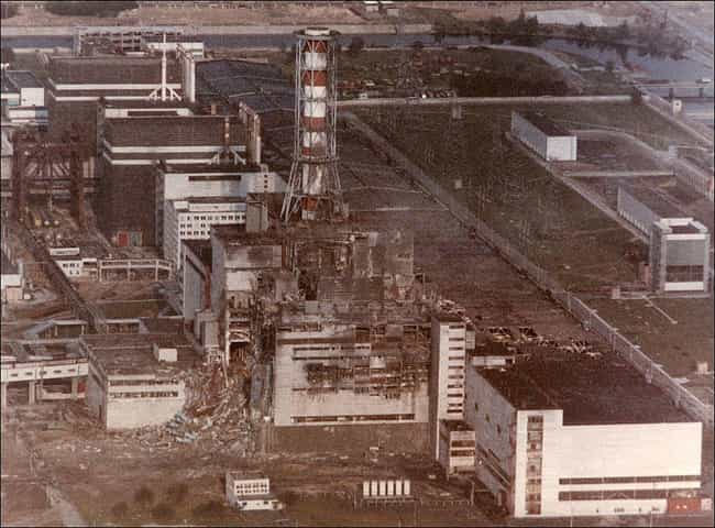 After The Meltdown, A Steam Ex... is listed (or ranked) 1 on the list The True Story Of The Three Chernobyl Workers Who Waded Into Radioactive Water
