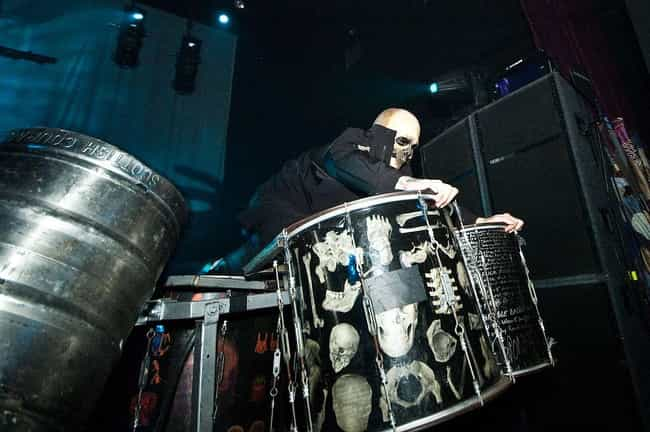 Sid Wilson's Vocals In '(515)'... is listed (or ranked) 2 on the list Animosity, Anger, and Aggression: Behind-The-Scenes Stories From Slipknot's 'Iowa'