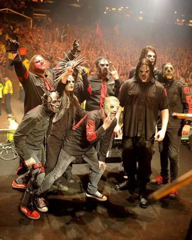Ross Robinson Broke His ... is listed (or ranked) 4 on the list Animosity, Anger, and Aggression: Behind-The-Scenes Stories From Slipknot's 'Iowa'