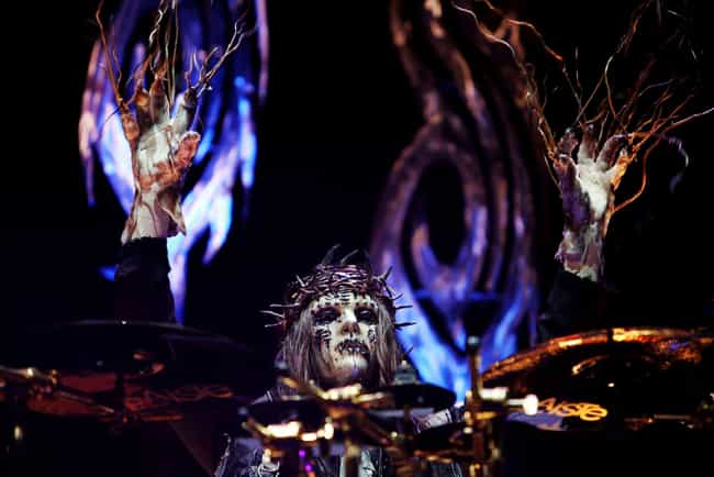 Joey Jordison Played So Hard H... is listed (or ranked) 3 on the list Animosity, Anger, and Aggression: Behind-The-Scenes Stories From Slipknot's 'Iowa'
