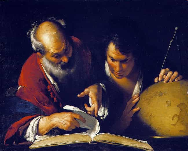 Greek Mathematician Eratosthen... is listed (or ranked) 5 on the list Did People Of The Middle Ages Think The World Was Flat?