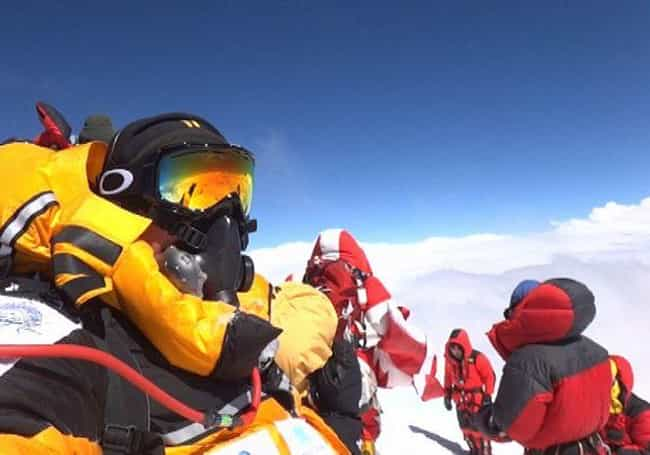 Mount Everest Is Overcrowded is listed (or ranked) 2 on the list Why Is 2019 The Deadliest Year In Mount Everest's History?
