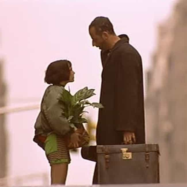 Okay is listed (or ranked) 4 on the list The Best 'Léon: The Professional' Movie Quotes