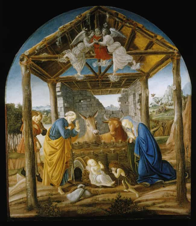Jesus Was Born On Decemb... is listed (or ranked) 3 on the list Things About The Nativity Story That Are Not Actually In The Bible