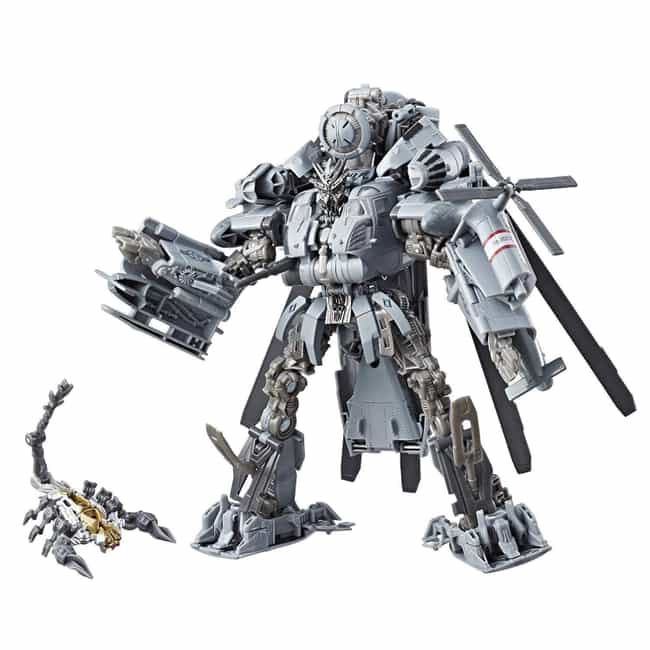 Transformers Studio Seri... is listed (or ranked) 1 on the list The Best 'Transformers: Studio Series' Toys, Ranked