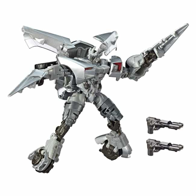 Transformers Studio Seri... is listed (or ranked) 4 on the list The Best 'Transformers: Studio Series' Toys, Ranked