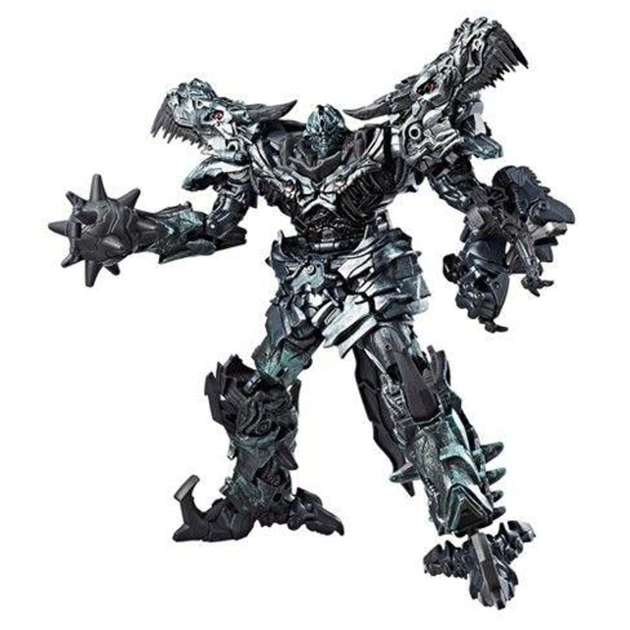Transformers Studio Series 07  is listed (or ranked) 4 on the list The Best Transformers: Studio Series Toys, Ranked