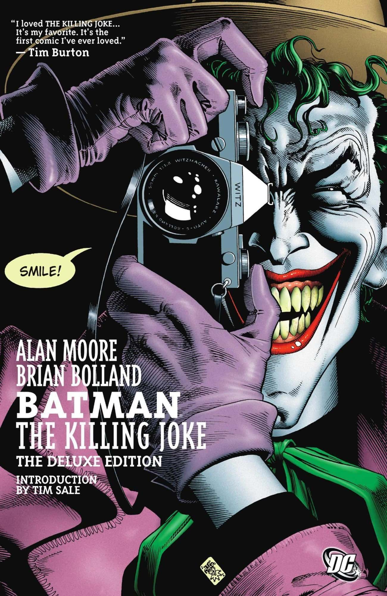 Batman: The Killing Joke is listed (or ranked) 4 on the list The Best Storylines That FeatureBatgirl