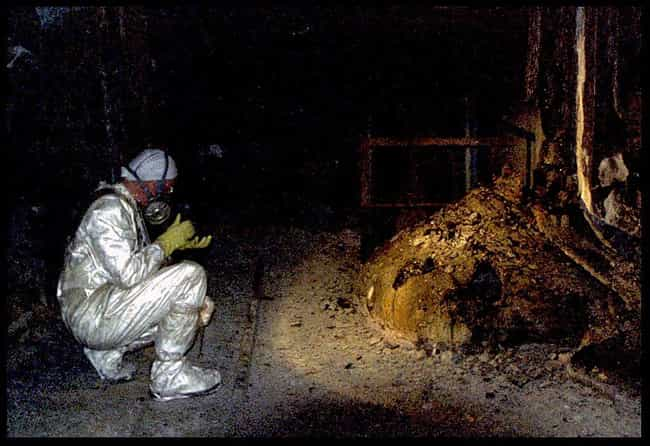Chernobyl's 'Elephant's ... is listed (or ranked) 3 on the list The Creepiest Photos From The Chernobyl Disaster And Its Aftermath