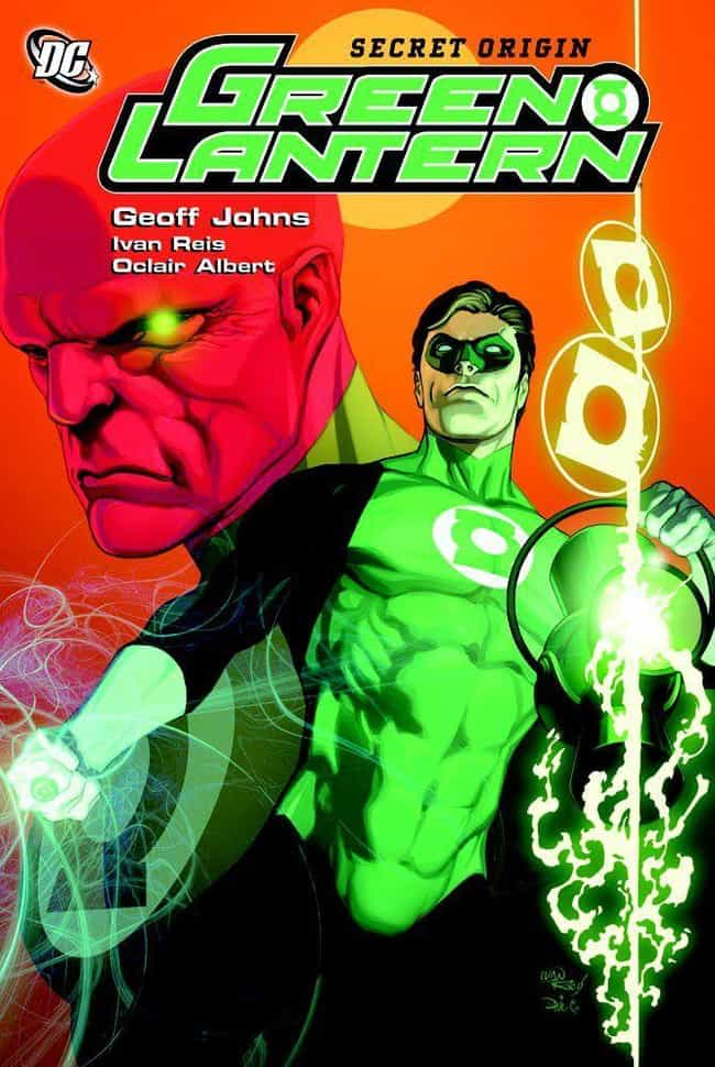 Secret Origin is listed (or ranked) 4 on the list The Best Storylines That Feature Green Lantern